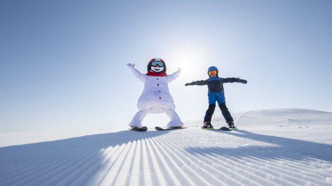 Skiferie i Trysil - Valle på ski